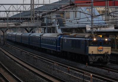 9012レ 寝台特急北陸(最終)