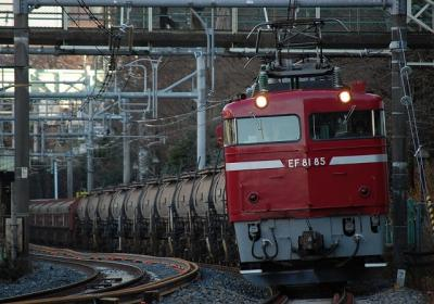 5781レ EF81-85+タキ12+トキ6