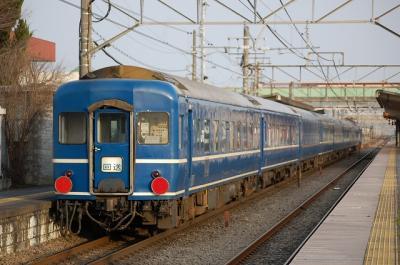 回9756レ EF641031+14系(下り最終北陸使用客車)