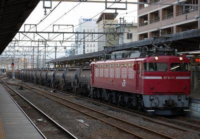 5781レ EF8157+タキ+トキ