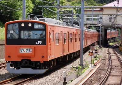 17T 中央特快東京行