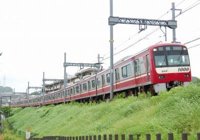 67SH 1089F 快特三崎口行