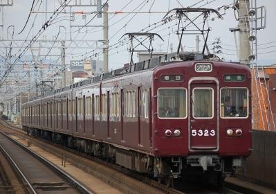 5323F 準急梅田行
