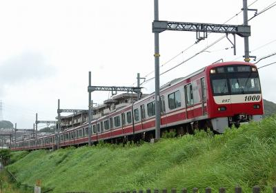 93SH 1097F 快特三崎口行