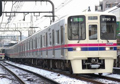 67K 9040F 急行京王多摩センター行