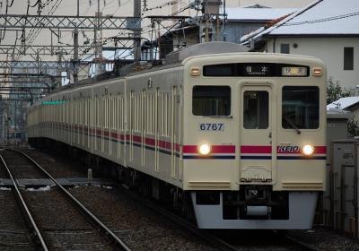 No.17 6017F 快速橋本行