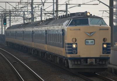 9788M 583系仙台車