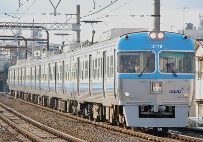 No.2 3028F 急行渋谷行