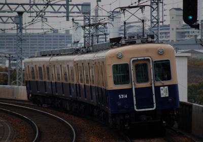 5143F+5313F 普通高速神戸行