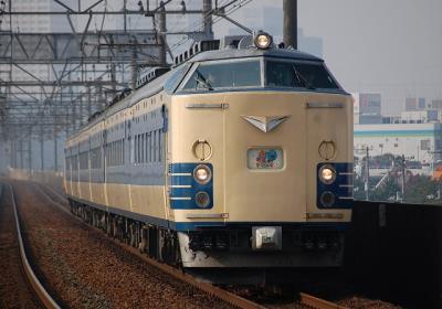 回9479M 583系秋田車