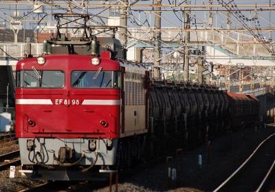 5388レ EF81-98+タキ12+トキ6