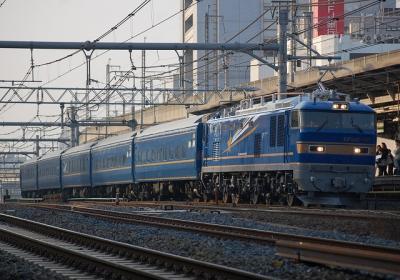 回9502レ EF510501+24系
