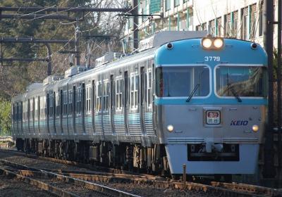 No.2 3029F 急行渋谷行