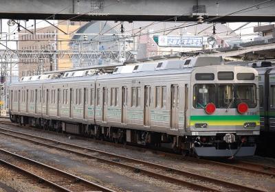 秩父鉄道7501F