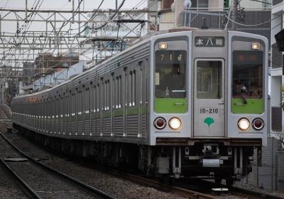 71kT 10-210F 急行本八幡行
