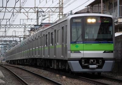 61kT 10-340F 急行橋本行