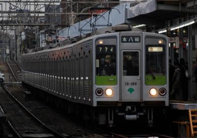 77kT 10-190F 急行本八幡行