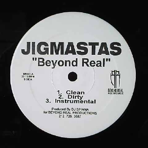 Jigmastas - Beyond Real