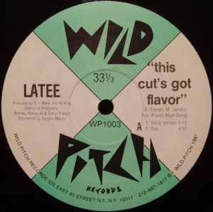 Latee - This Cuts Got Flavor