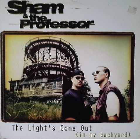 Sham  The Professor - The Lights Gone Out