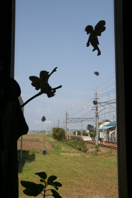 【ヒサスマ展】窓辺の天使1