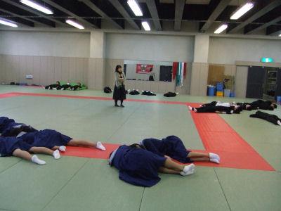 【shiho】寝たきり体験