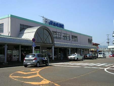 糸魚川駅(駅舎)