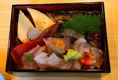 太平チラシ寿司