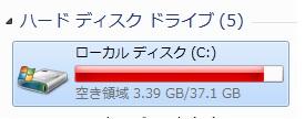 SSD容量