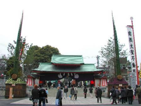 枚方成田不動尊2009-25