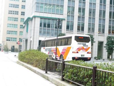 2010.2.19-東京ぶらりひとり旅006乗ってきたバス