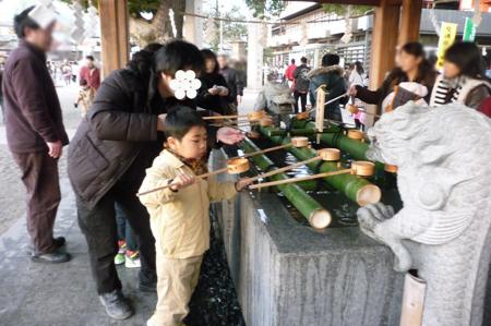 枚方成田不動尊2009-06
