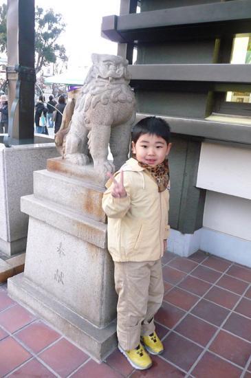枚方成田不動尊2009-18
