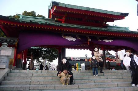 枚方成田不動尊2009-19