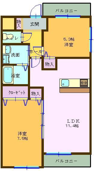 (仮)寺尾ガーデンシギマワン2F