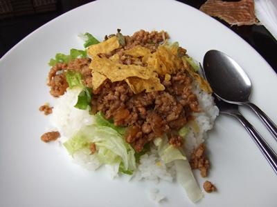 Cafe-Dinner S' (カフェダイナシー) ガパオご飯