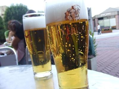 ビヤステーション 恵比寿ガーデンプレイス店 生ビール