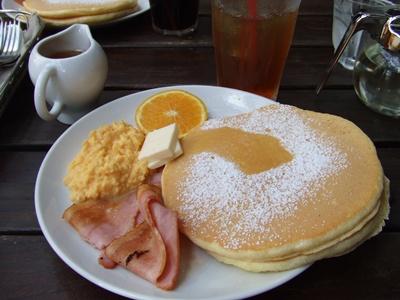 Cafe AMANDINE(カフェ アマンディーヌ) パンケーキランチ