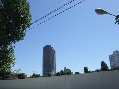 NTT社宅跡