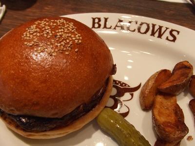 BLACOWS(ブラッカウズ) ハンバーガー