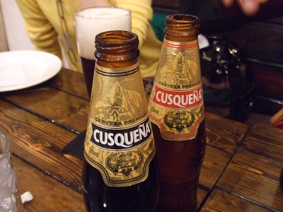 ペールのビール