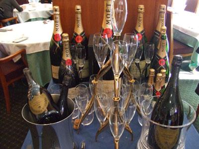 シャンパンたち