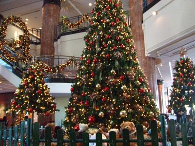 恵比寿ウエスティンホテルのクリスマス