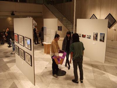 CRANBROOK IN JAPAN 2008 レセプション