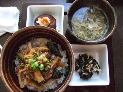 adito (アヂト) マーボー白菜丼