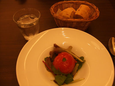 Celeb de Tomato(セレブ・デ・トマト) トマトサラダ