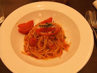 Celeb de Tomato(セレブ・デ・トマト) トマトパスタ