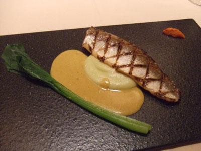 麹町 フランス料理 ARGO 魚
