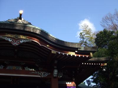 吉祥寺 武蔵野八幡宮