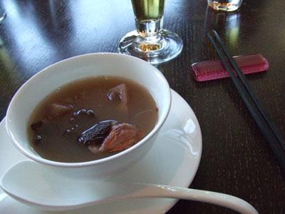マンダリンオリエンタルホテル SENSE(センス) スープ